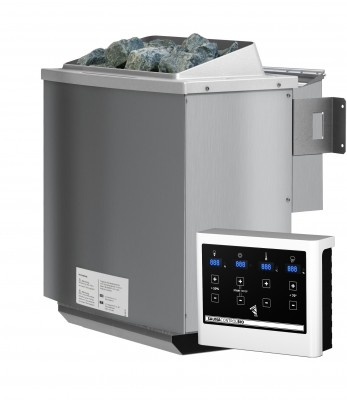 Sparset Biokombiofen 4,5 kW + Steuergerät Easy Bio