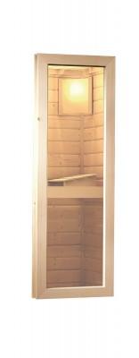 Saunafenster 38/40mm stark