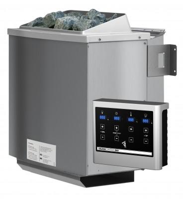 Biokombiofen 9 kW inkl Steuergerät easy Bio