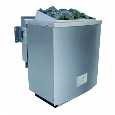 Biokombiofen 9 kW inkl Steinen