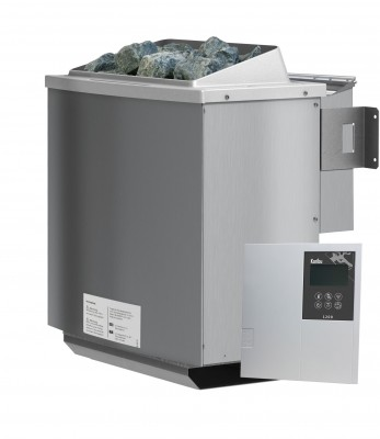Biokombiofen 4,5 kW inkl Steuergerät Classic Bio
