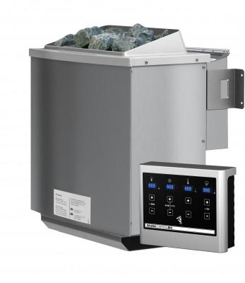 Biokombiofen 4,5 kW inkl Steuergerät easy Bio